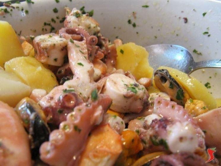 Ricetta insalata di mare