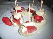 antipasto di cetrioli