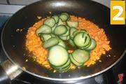 Preparare le zucchine