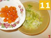 Preparare l'insalata