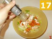 Terminare l'insalata
