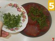 Iniziate a preparare il piatto