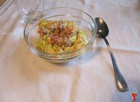 insalata russa con tonno
