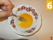 L'uovo per l'impasto