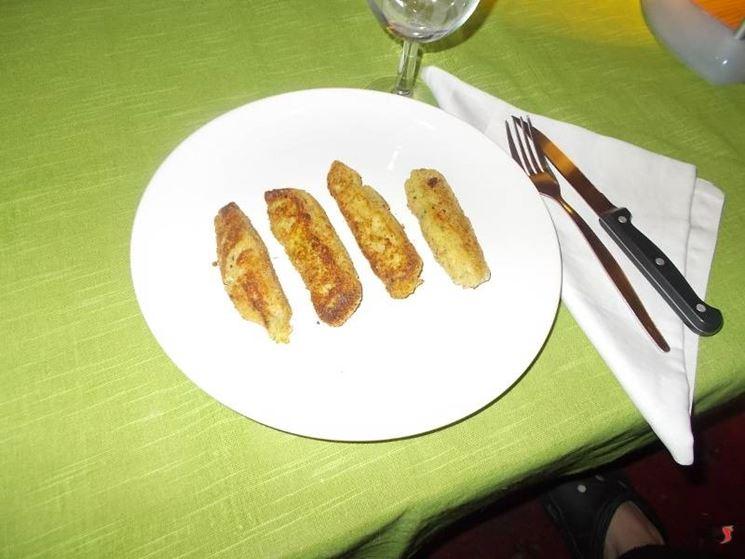 Le crocchette di zucchine