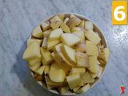 tagliare le patate