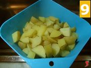 colare le patate