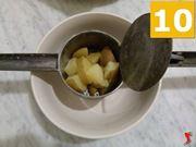 schiacciare le patate