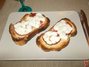 Crostini di pane