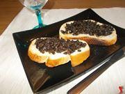 Crostini alle olive