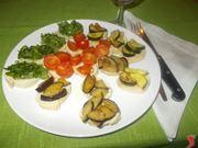 I crostini vegetariani