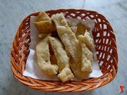 gli gnocchi fritti