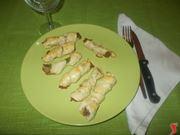 Gli involtini di asparagi