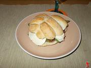 Il panino con la bresaola