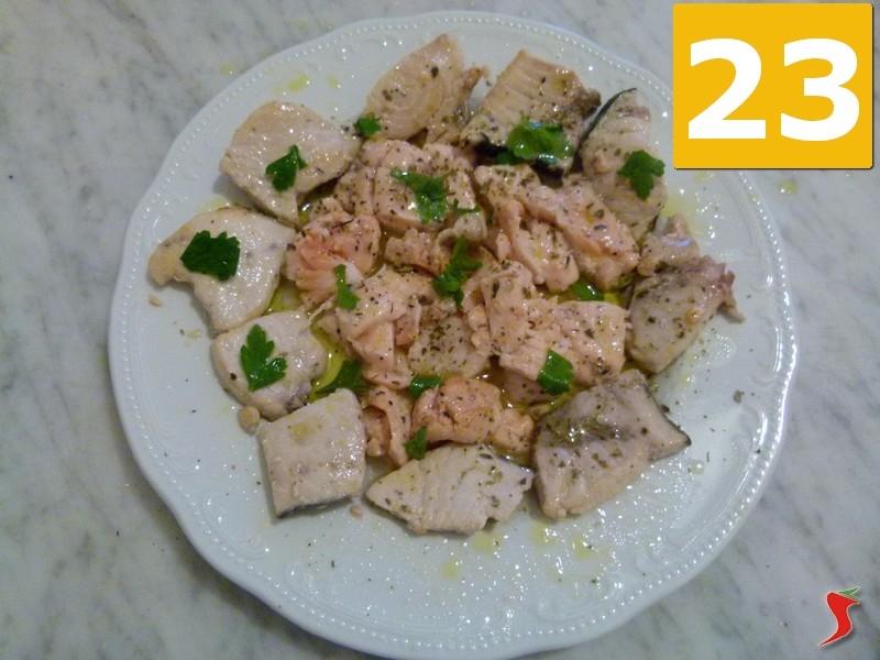 Pranzo Di Compleanno A Base Di Pesce : Ricette antipasti di pesce ricette antipasti la ricetta degli