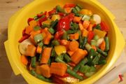 scolare verdure