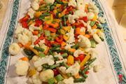 imbarattolare verdure