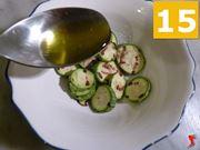Condire le zucchine