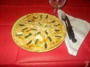 La torta salata agli asparagi
