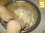 Terminate la pasta sfoglia