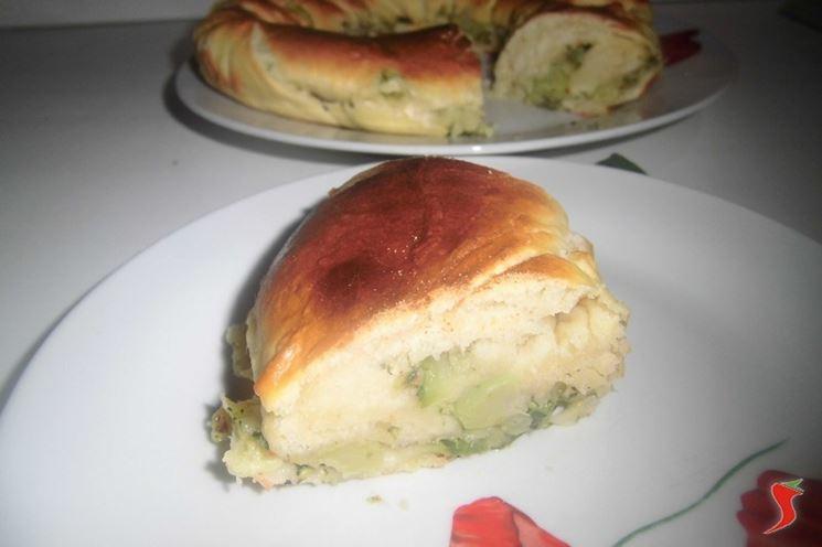 torta salata broccoli