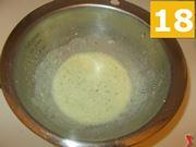 Terminate la crema di farcitura