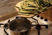 scottiamo le zucchine