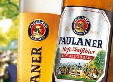Paulaner Hefe-Weissbier non-alcholic