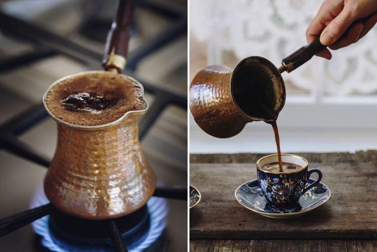 Caffe alla turca