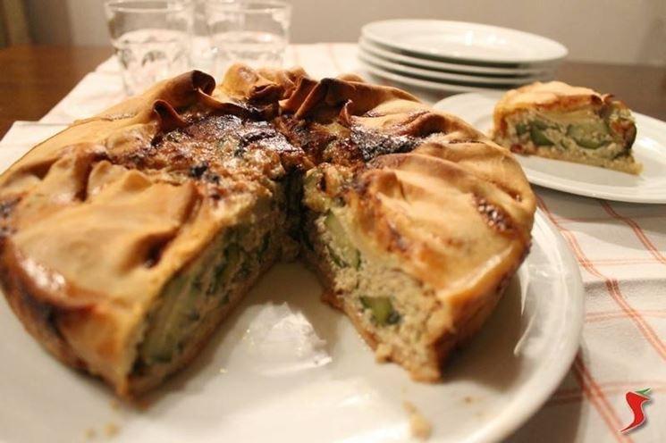 Ricetta bimby torta salata