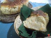 Ciambella salata  allo strutto bimby Un cucchiaino di sale   Un pizzico di pepe  100 grammi di provolone dolce tagliato a cubetti 80 grammi di formaggio grattugiato o formaggi misti grattugiati Altre spezie a piacere ( peperoncino, timo, lauro) Altr