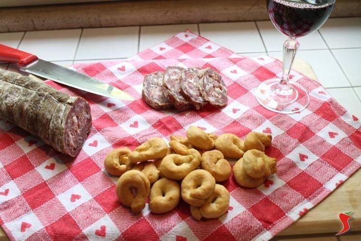 Taralli al vino