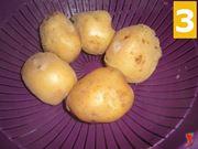 Preparare le patate