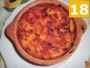 gnocchi al tegamino con mozzarella