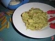 Fusilli broccoletti e pancetta bimby