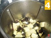 Cuocere le melanzane