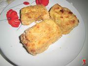Crocchette di patate con bibmy