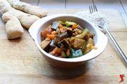 Verdure al curry con bimby