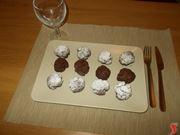 I biscotti al cacao