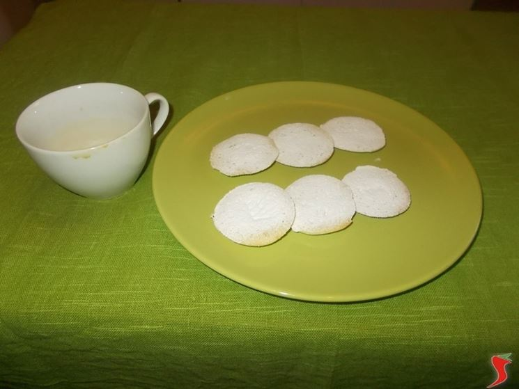 I biscotti alla panna