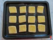 infornare i biscotti