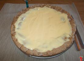 crostata alla crema