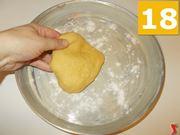 La base della crostata