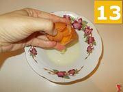 Terminare la crema pasticcera