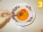 Preparare gli ingredienti per la pasta frolla