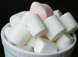 ricetta marshmallow