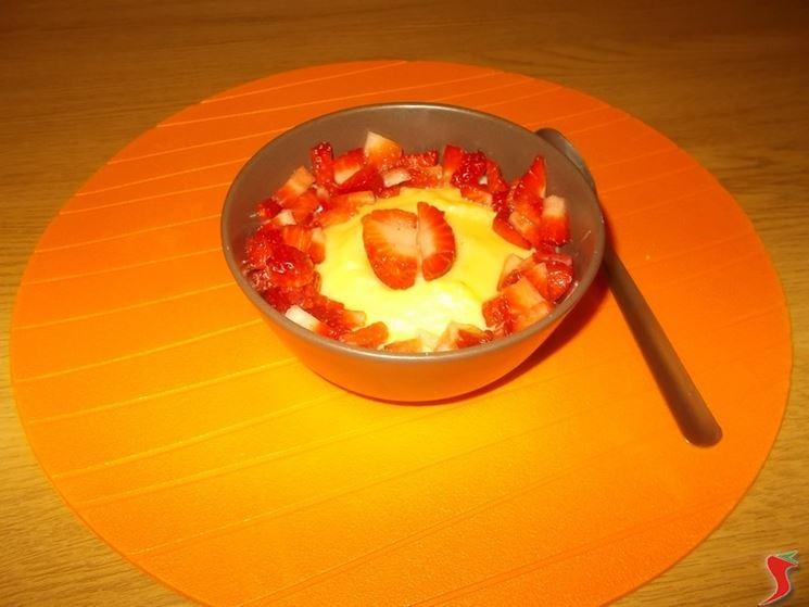 I dolci al cucchiaio