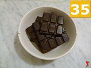 Sciogliere la cioccolata
