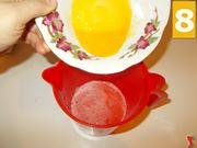 Continuare con le uova