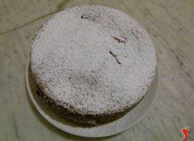 torta cacao ricotta